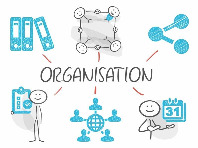 Organisation du CDG